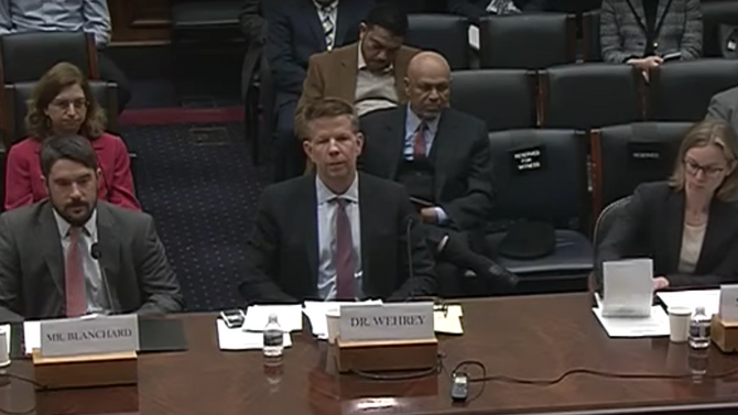 Congresswoman Ros-Lehtinen Calls for US Leadership on Libya at House Sub-committee Hearing
