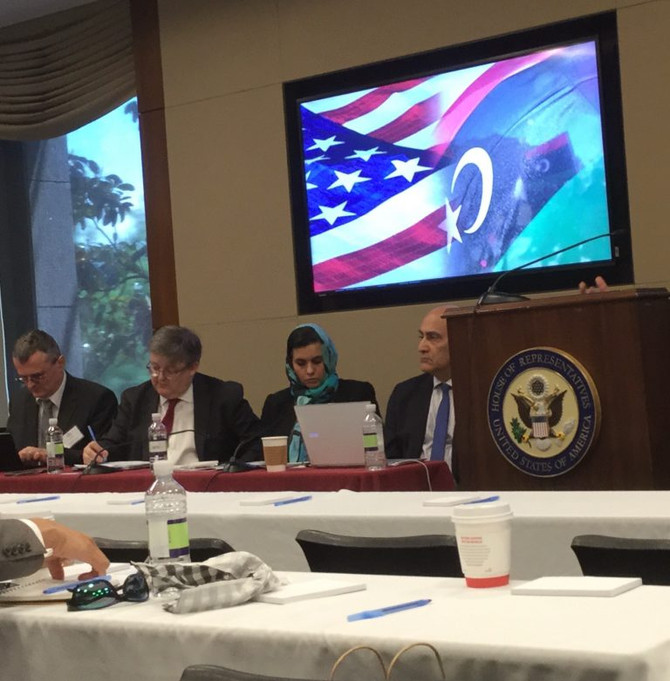 Discussing the path to a viable constitution for Libya at the NCUSLR conference
