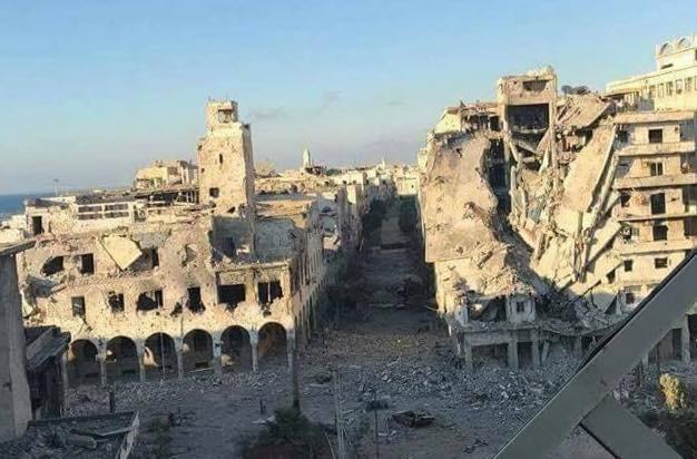 Liberation of Benghazi