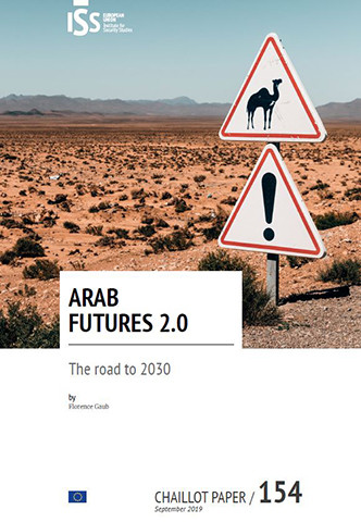 New Release: 'Arab Futures 2.0: The road to 2030'