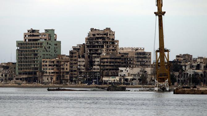 Benghazi Reconstruction Program