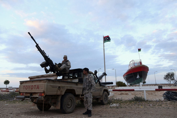 Middle East Eye: How Haftar lost the oil ports - as Libya moves closer to uncontrolled break-up