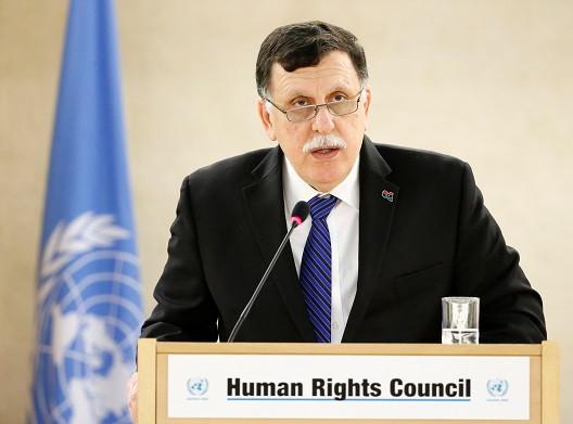 The Atlacntic Council: The Failed Serraj Experiment of Libya