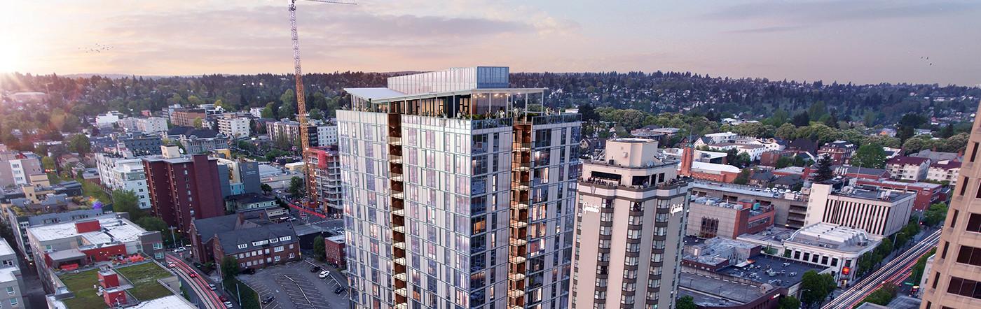 High Rise Residential - Civil Design