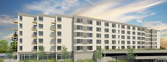koz Everett Micro Student Housing