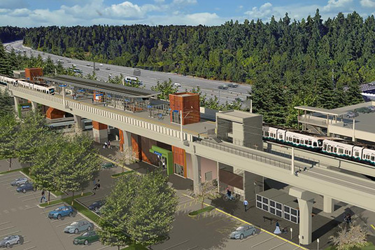 Sound Transit Lynnwood Link Extension