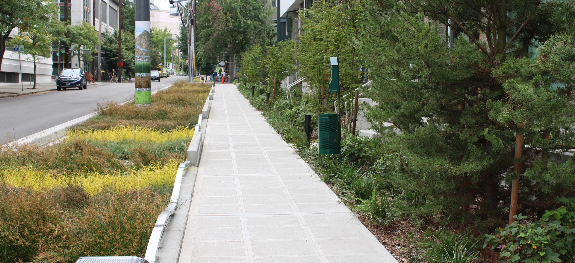 Green Stormwater Infrastructure