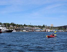 Seattle Boat Marina