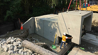 Culvert replaceent