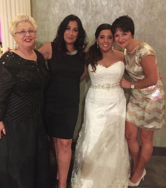 Aguri (congrats) bianca on your wedding