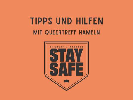 Hifestellungen und Tipps mit Queertreff Hameln