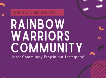 Start der RainbowWarrios Community! 😍💕