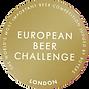 EUROPEAN BEER CHALLENGE GOLD MEDAL 2019-