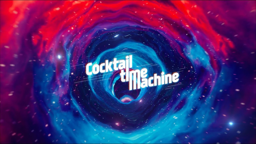 Cocktail Time Machine Teaser