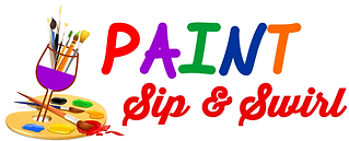 Paint Sip and Swirl