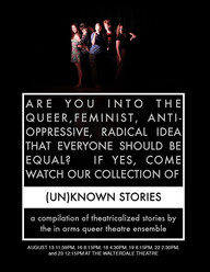 (Un)Known Stories (Poster)