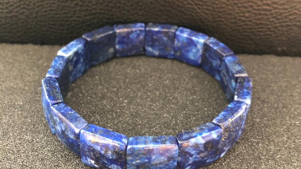 Lapis Lazuli Square Speckle