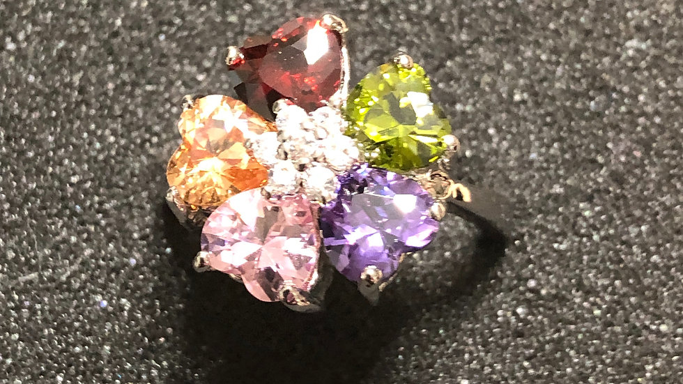 Multi Flower (6.5)