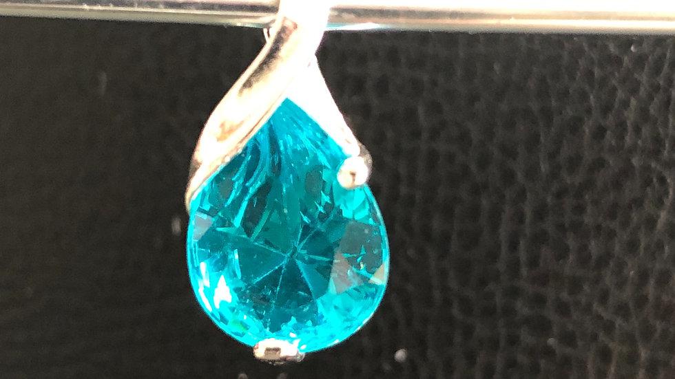 Aqua Drop Pendant