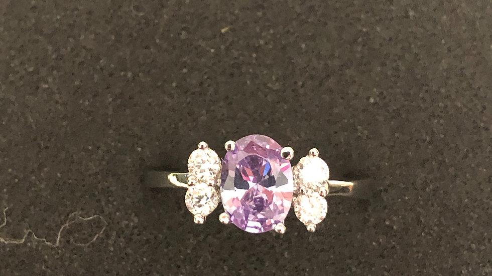 Light Purple / Side Stones (8)