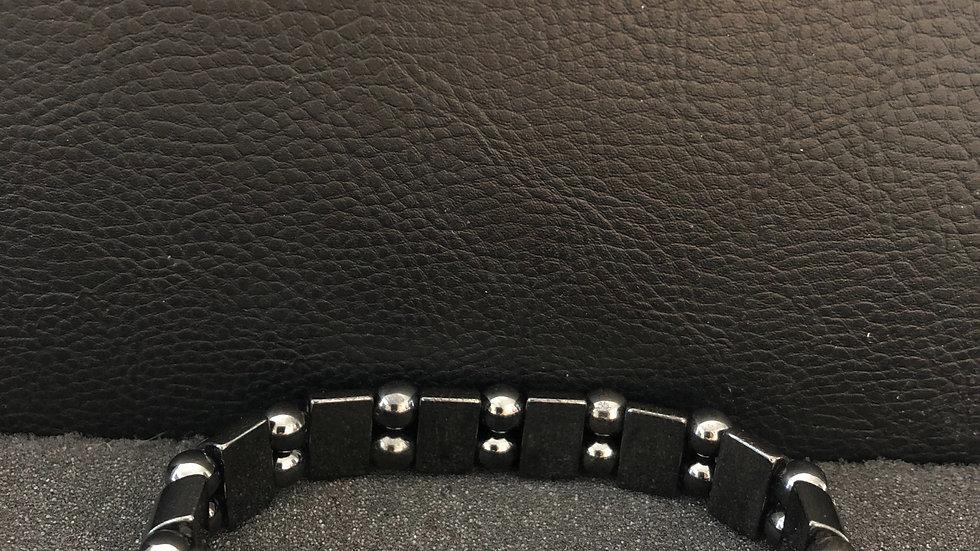 Black Magnetic Bracelet