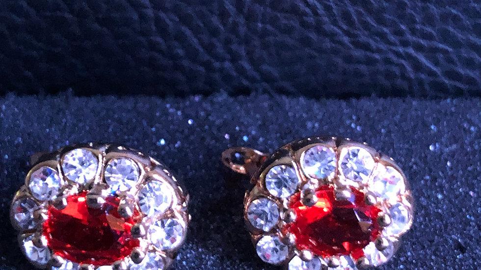 Red Diamond Clasp