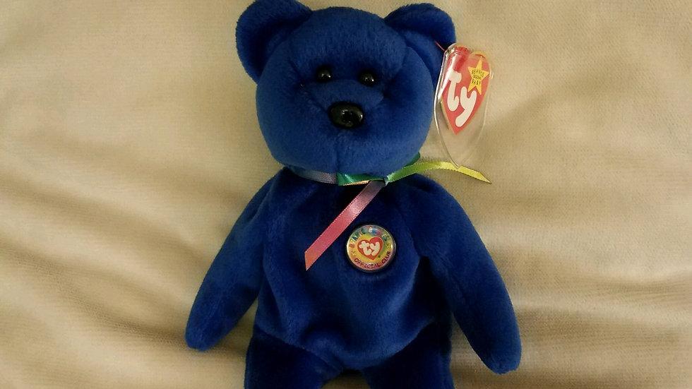Clubby Blue (Bear)