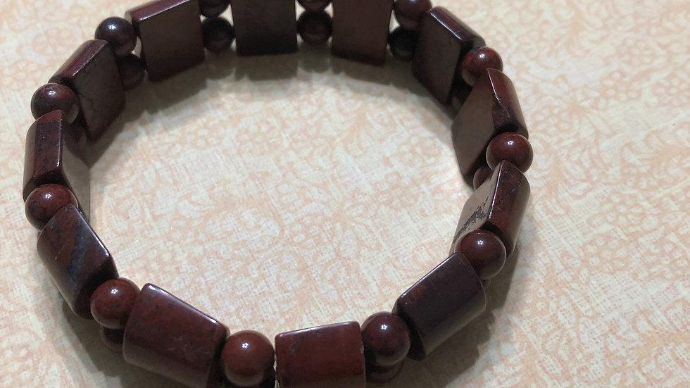 Brown Gem Bracelet