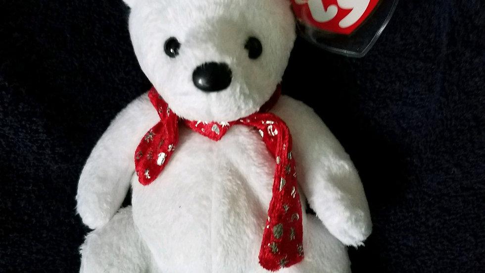 2000 Holiday Teddy