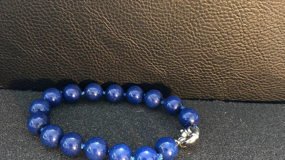 Lapis Lazuli 8mm / clasp