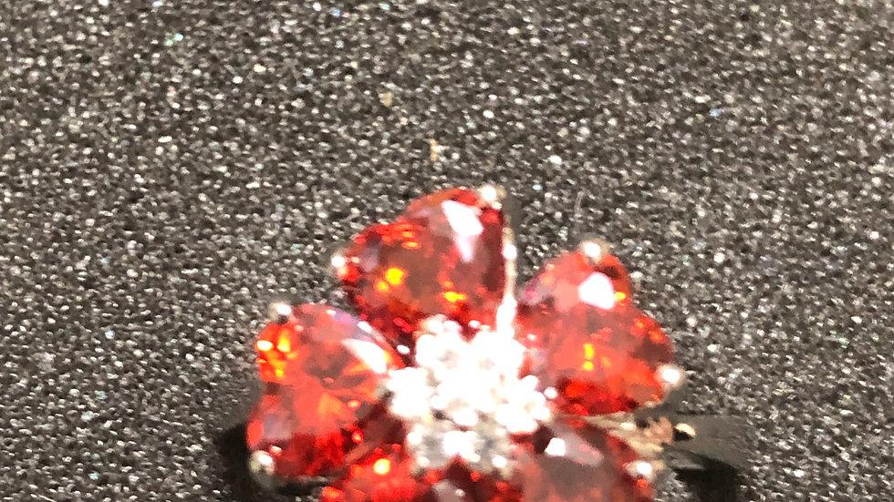 Red Flower Petal (8)