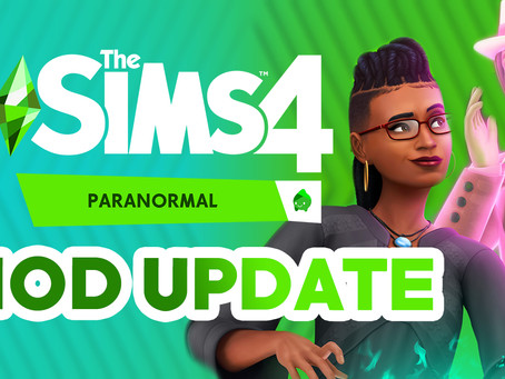 UPDATED MODS THE SIMS 4 JAN. 2021
