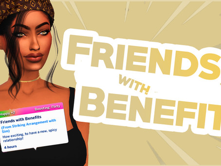 No Strings Attached Sims 4 Mod
