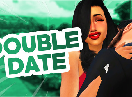 Double Dates in The Sims 4