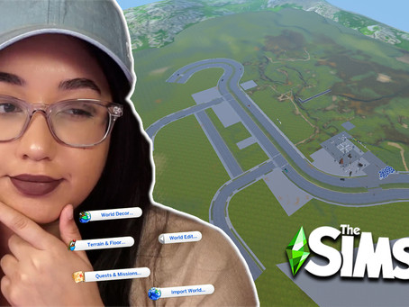 Custom Worlds in The Sims 4?