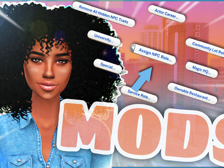 New Mods for February 2021 for The Sims 4