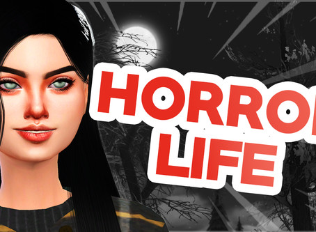 Horror Life Mod for The Sims 4