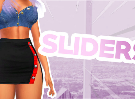 Must Sliders and PreSets (The Sims 4)