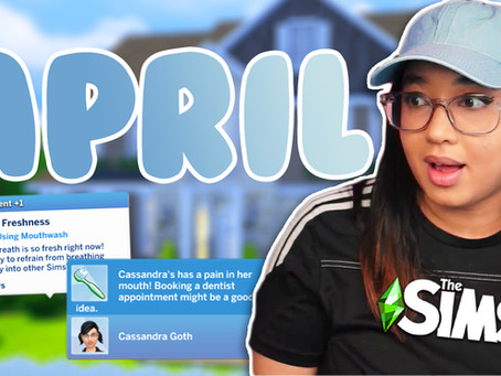 New April 2021 Mods for The Sims 4