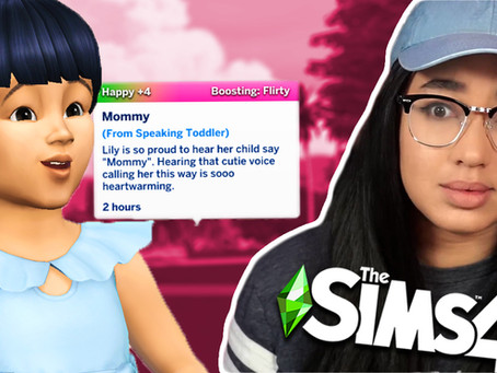 A Mod That Improves Babies & Toddlers in The Sims 4