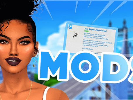 Minor Mods for More Gameplay | The Sims 4