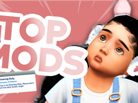 TOP SIMS 4 MODS FOR FAMILY GAMEPLAY