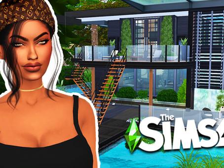 100+ Custom Lots (No CC) The Sims 4