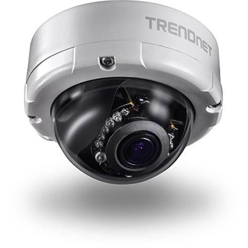 TRENDnet Outdoor PoE 4MP Varifocal Day/Night Network Camera