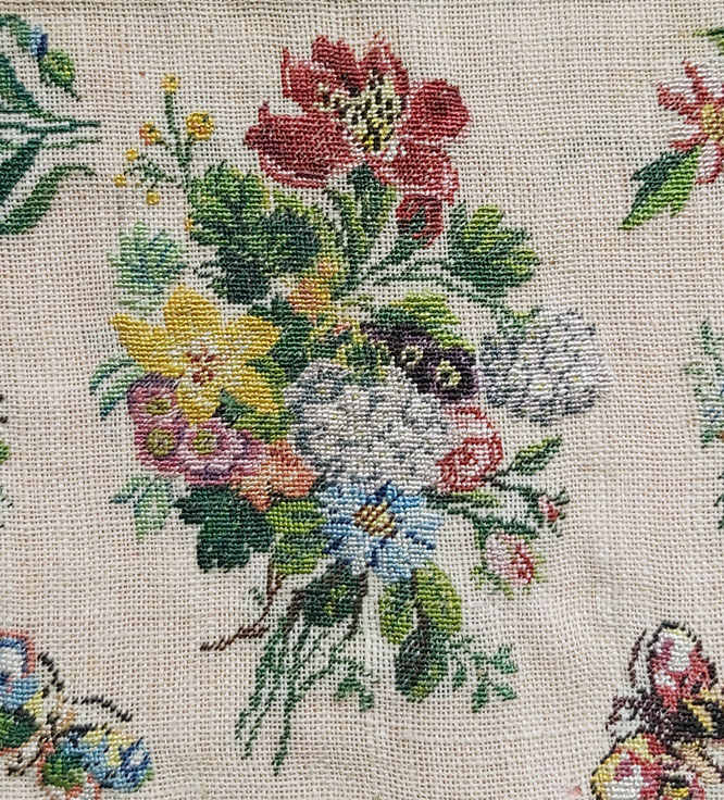 Fine Austrian sampler incl. petit point