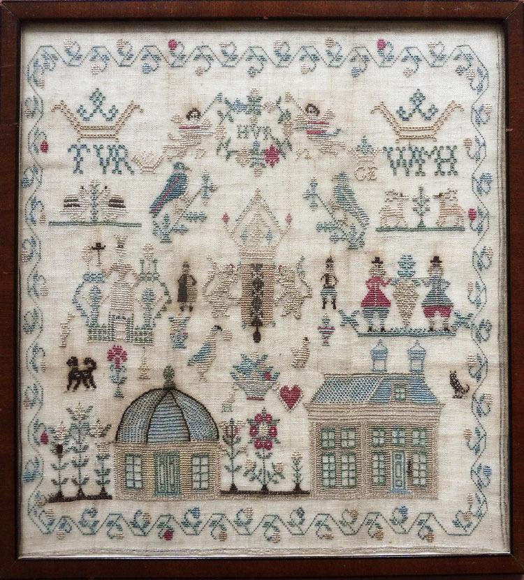 Amsterdam sampler 1792