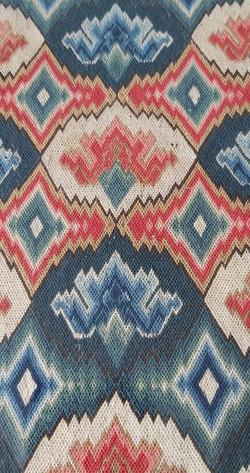 English tapestry sampler