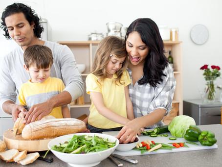 7 hábitos para lograr ser una mamá saludable y en forma