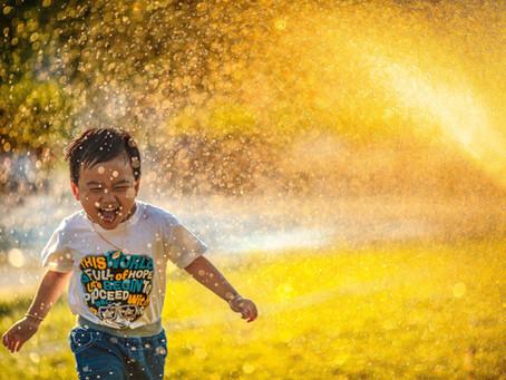 5 consejos para que los niños crezcan sanos y felices