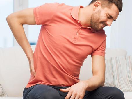 Causas y Prevención para el dolor de espalda